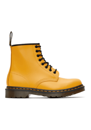 Dr. Martens Yellow 1460 Boots