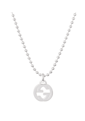 GG sterling silver necklace