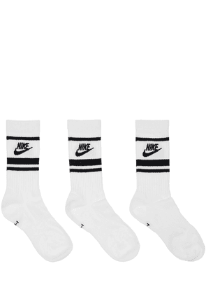3 Pack Essential Crew Socks