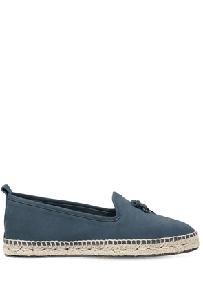 10mm My Charms Suede Espadrilles
