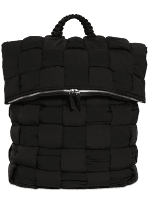 The Padded Nylon Backpack