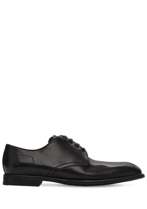 Michelangelo Leather Derby Shoes