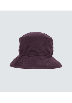 Brimmo nylon bucket hat