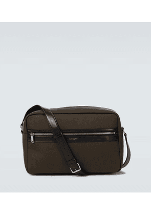 Sid canvas messenger bag