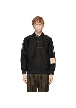 Enfants Riches Deprimes Black Tumbling Tears Bomber Jacket