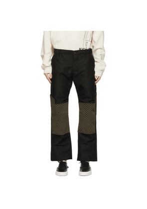 Enfants Riches Deprimes Black Autolux Work Trousers
