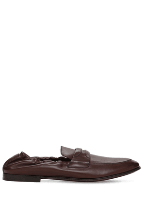 Ariosto Leather Loafers