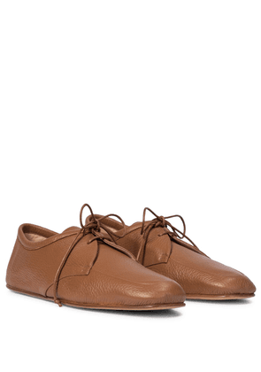 Luca leather Derby shoes