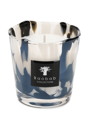 Baobab Collection Black Pearls scented candle (190g) - White