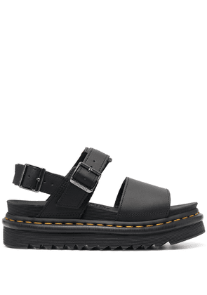 Dr. Martens open-toe chunky sandals - Black