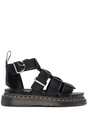 Dr. Martens chunky-soled strappy sandals - Black