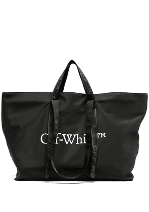 Off-White Commercial tote bag - Black