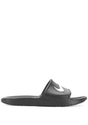 Nike Kawa slides - Black