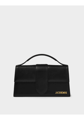 Le Grand Bambino Bag in Black Leather