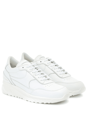 Track Classic leather sneakers