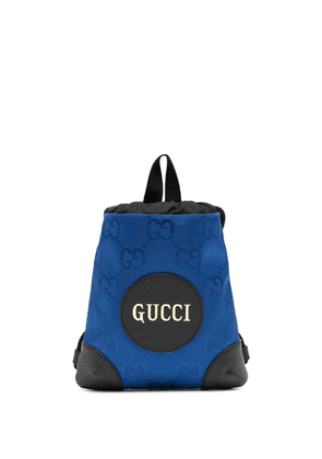 Gucci Off The Grid GG drawstring backpack - Blue