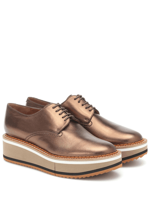 Brook leather shoes