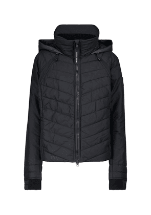 HyBridge® quilted down jacket