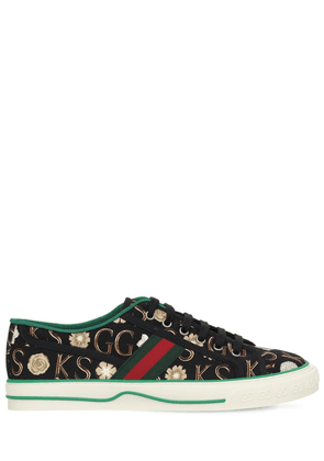 Ken Scott X Gucci Tennis 1977 Sneakers