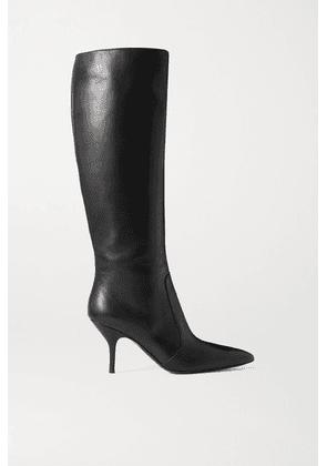 Magda Butrym - Egypt Leather Knee Boots - Black
