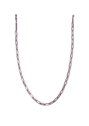 Frame Chain - The Ron 18kt Gold-plated Glasses Chain - Womens - Pink