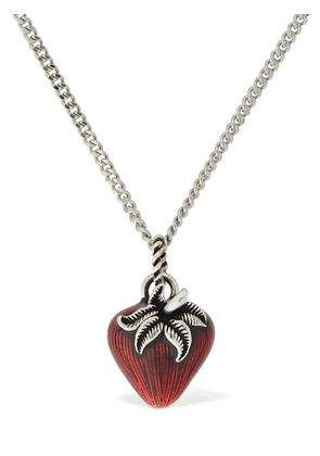 Gucci Strawberry Charm Necklace
