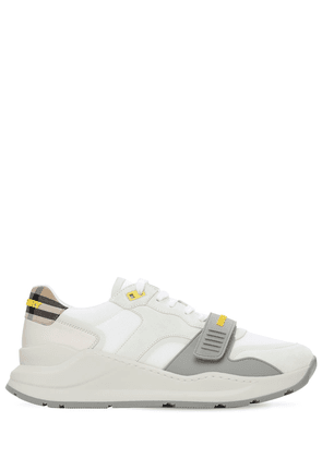 Ramsey Tech & Leather Low Sneakers