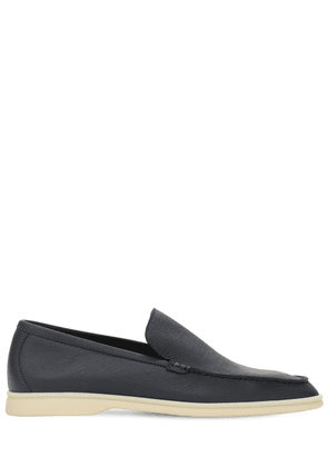 Summer Walk Soft Leather Loafers