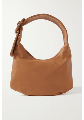 Gu_de - Lisa Small Leather Shoulder Bag - Tan