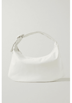 Gu_de - Lisa Medium Leather Shoulder Bag - White