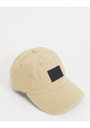 Criminal Damage Dalston cap in beige