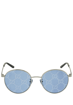 Gg0944sa Round Metal Sunglasses