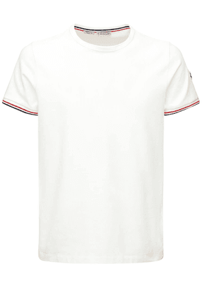 Stretch Cotton Jersey T-shirt