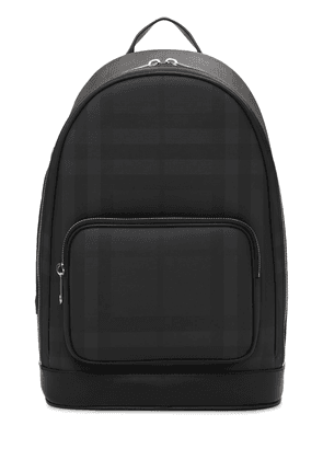 London Check Rocco Tech Backpack
