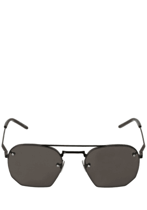 Sl 422 Hexagonal Metal Sunglasses