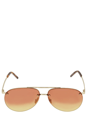 Sl 416 Pilot Metal Sunglasses