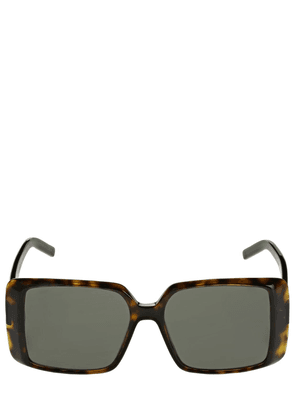 Sl 451 Squared Acetate Sunglasses