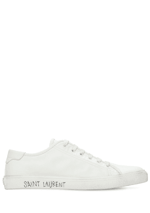 Malibu Leather Sneakers