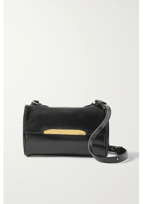 Marni - Corinne Mini Leather Shoulder Bag - Black