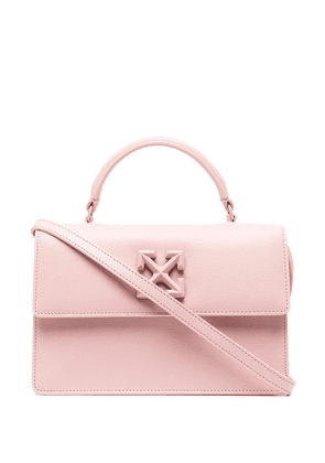 Off-White 1.4 Jitney tote bag - Pink