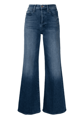 MOTHER Tomcat flared jeans - Blue