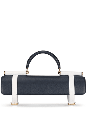 Dolce & Gabbana leather tote bag - Blue