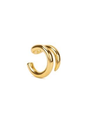 Missoma Claw 18kt Gold-plated Ear Cuff