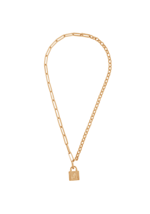 Missoma Axion Ridge 18kt Gold-plated Necklace