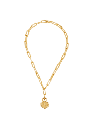 Missoma Coterie 18kt Gold-plated Chain Necklace