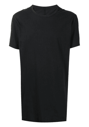 Boris Bidjan Saberi round neck cotton T-shirt - Black