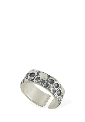 Crypt Silver Ring