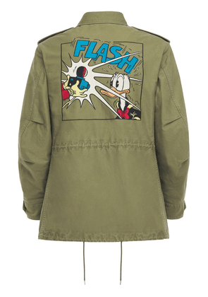 Disney X Gucci Eco Washed Cotton Jacket