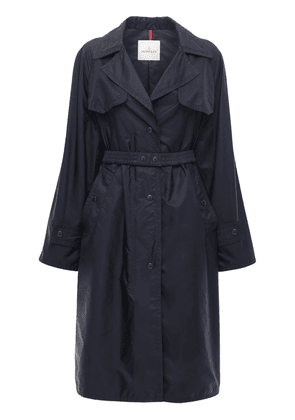 Rutilicus Nylon Technique Trench Coat