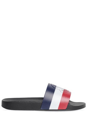 Basile Rubber Slide Sandals